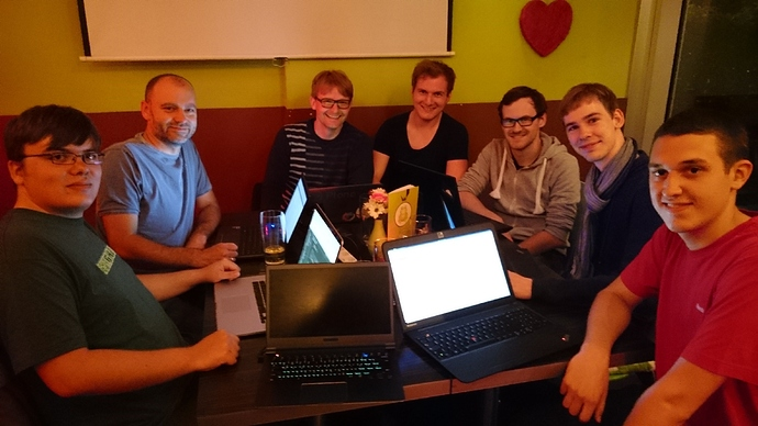 2015-05-20 Nextcloud Meetup Munich