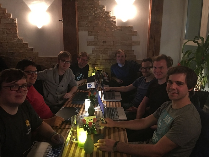 2016-10-19 Nextcloud Meetup Munich