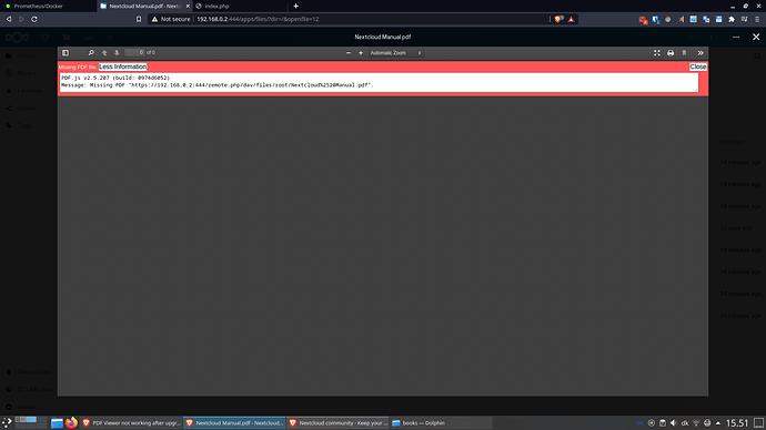 nextcloud_error