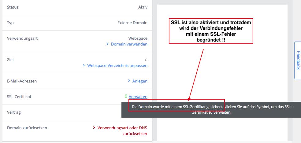 Client für i.OS ( iPAD, iPhone ) läßt sich nicht mit dem Server ...