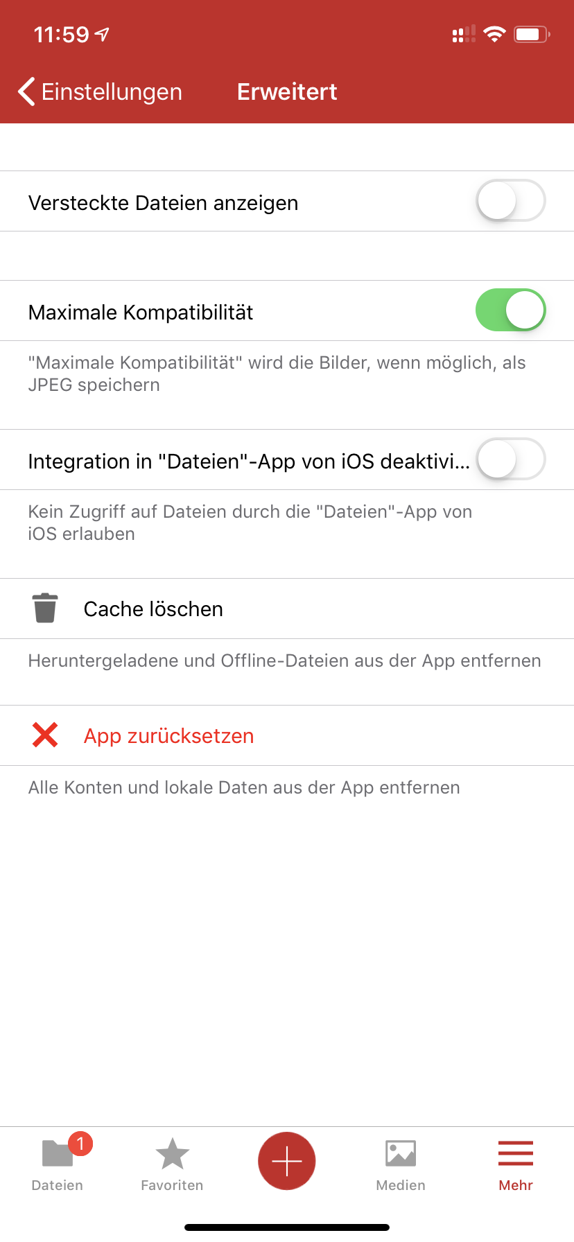 Nextcloud iOS app review - ios - Nextcloud community