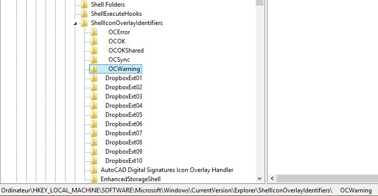 Missing sync-icons in windows explorer - desktop - Nextcloud community