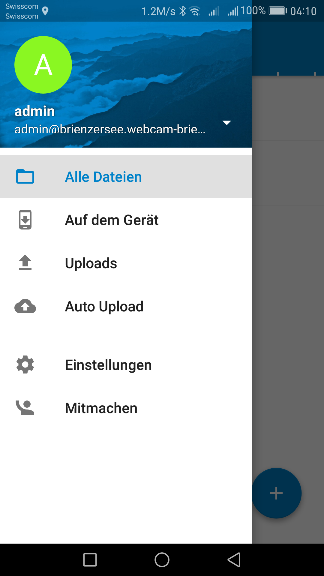 Instant Upload no longer works - android - Nextcloud community