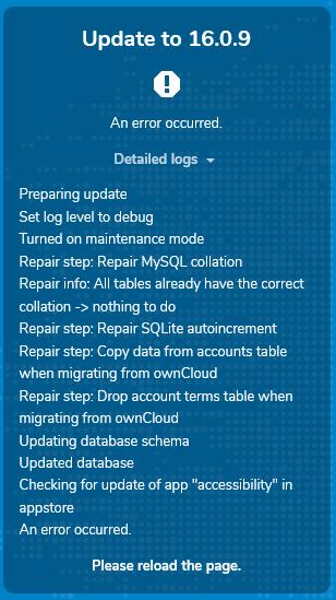 NextCloud_Update