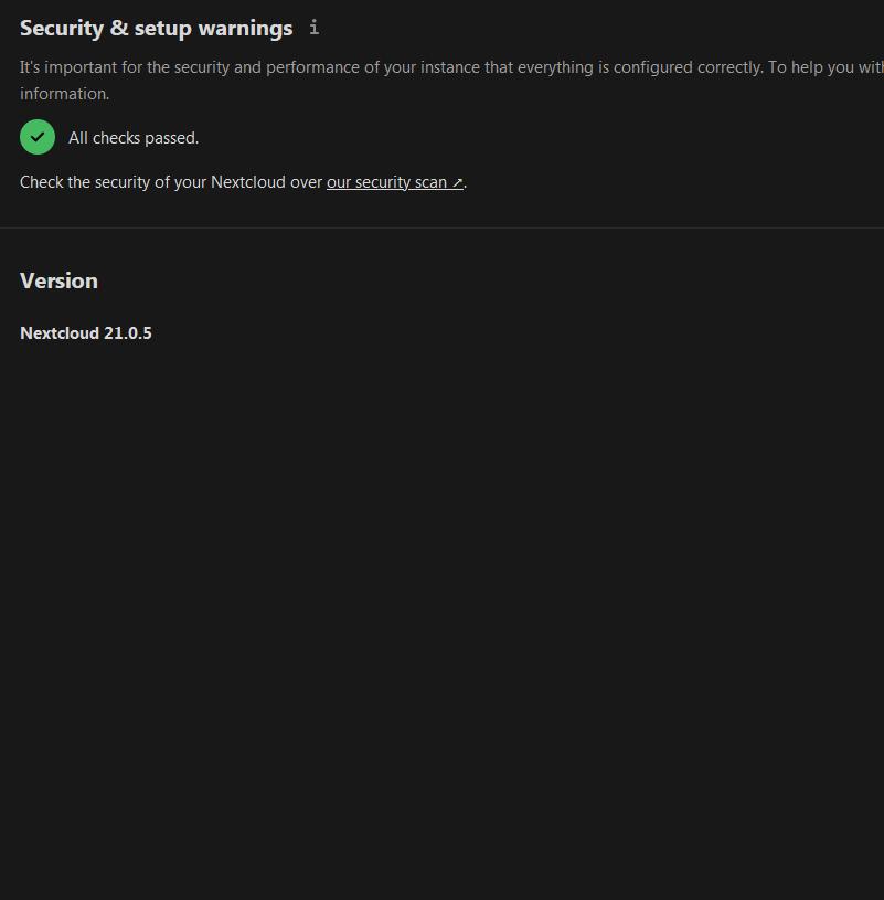 NC 2105 mising update function
